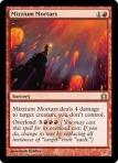 Mizzium Mortar